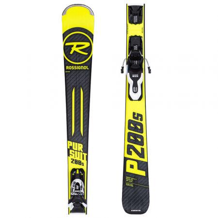 Sjezdové lyže - Rossignol PURSUIT 200S + XPRESS 10 - 1