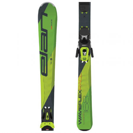 Elan WAVEFLEX RACE LS + EL 10 - Sjezdové lyže