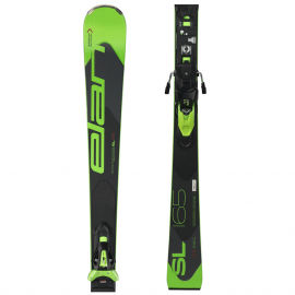 Elan SL FUSION + ELX11 - Závodní sjezdové lyže