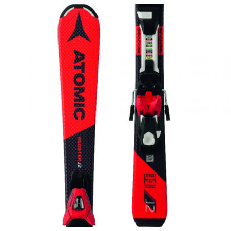 Dětské sjezdové lyže - Atomic REDSTER J2 + EC6 - 1
