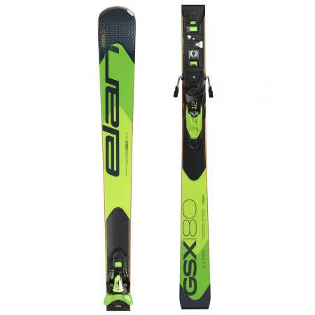 Závodní sjezdové lyže - Elan GSX FUSION + ELX 12 - 1