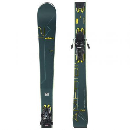 Sjezdové lyže - Elan AMPHIBIO 12 C PS + ELS 11 - 1