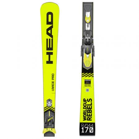 Lyžařský set - Head WC REBELS I.RACE PRO + FF EVO 11 - 1