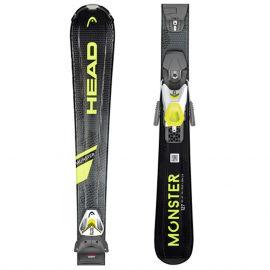 Head MONSTER SLR + SLR 7.5 AC - Dětské sjezdové lyže