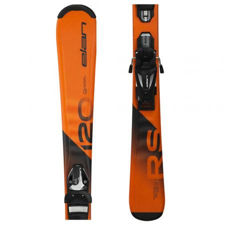 Juniorské sjezdové lyže - Elan RS RIPSTICK QS + EL 4.5 - 1