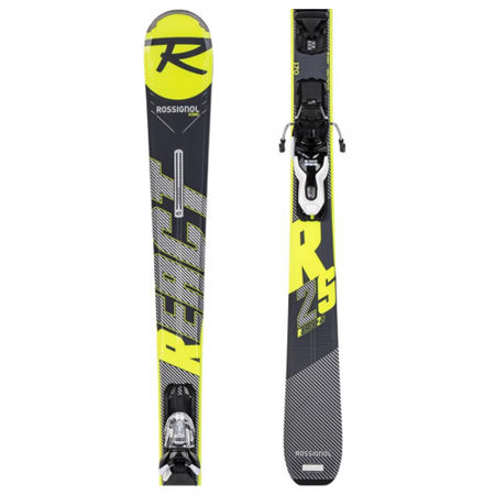 Rossignol REACT 2S + XPRESS 10 - Pánské sjezdové lyže