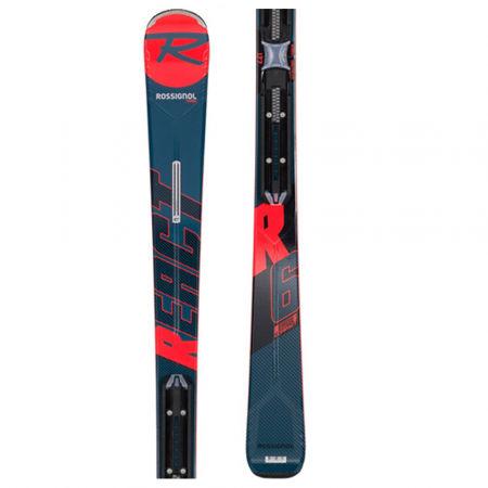 Rossignol REACT R6 COMPACT + XPRESS 11 GW - Pánské sjezdové lyže