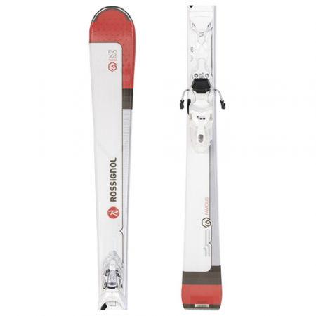 Rossignol FAMOUS 9 + XPRESS W 10 - Dámské sjezdové lyže