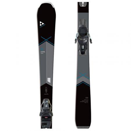 Fischer MY ASPIRE + RS9 SLR - Dámské sjezdové lyže