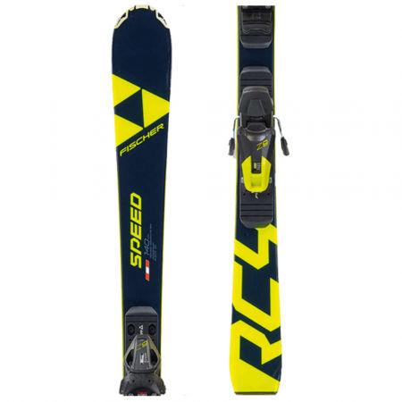 Fischer SPEED JR. + RC4 Z9 - Juniorské sjezdové lyže