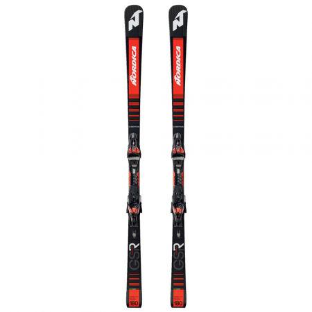 Sjezdové lyže - Nordica DOBERMANN GSR RB FDT + XCELL 14 FDT - 2