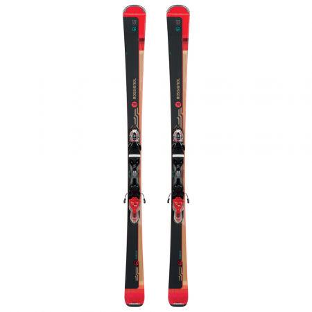 Dámské sjezdové lyže - Rossignol FAMOUS 6 XPRESS + XPRESS W 11 - 2