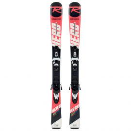 Rossignol HERO JR + KID-X 4 B76 - Juniorské sjezdové lyže