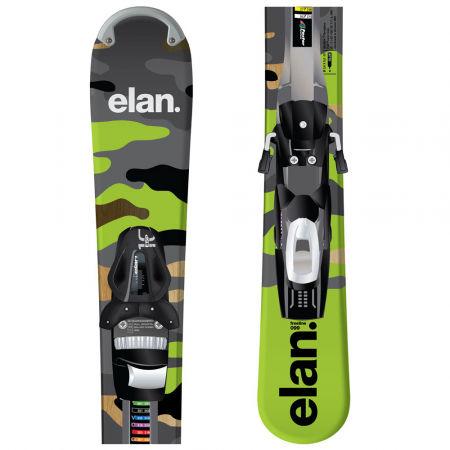Allmountain sjezdové lyže - Elan FREELINE TRACK + ESP10 - 1