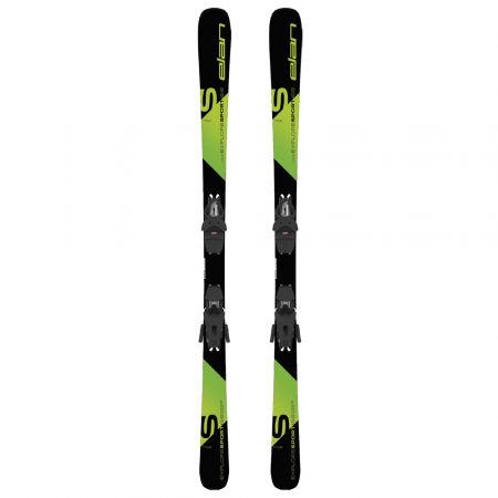 Sjezdové lyže - Elan EXPLORE SPORT LS + EL 9 - 2