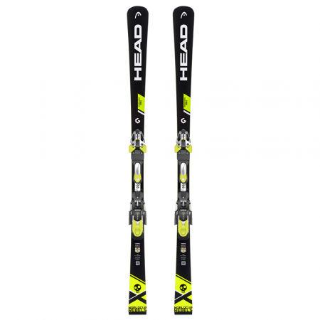 Sjezdové lyže - Head WC REBELS I RACE + FF EVO 11 - 2
