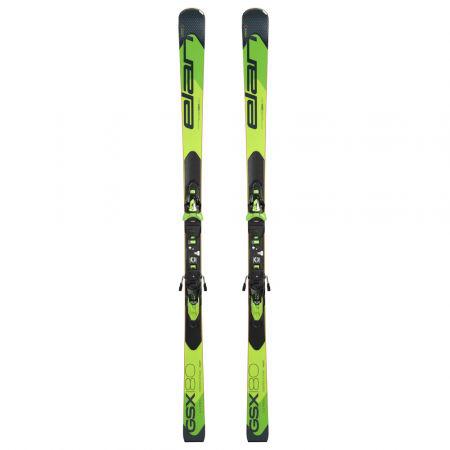 Závodní sjezdové lyže - Elan GSX FUSION + ELX 12 - 2