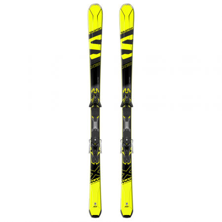Pánské sjezdové lyže - Salomon X-MAX X10 + M XT 12 - 2