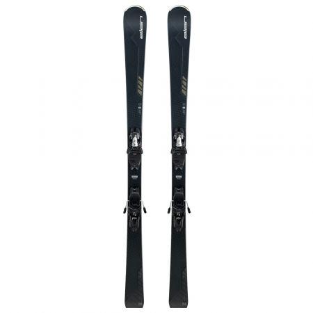 Dámské sjezdové lyže - Elan INSOMNIA BLK EDT PS + ELX 11 - 2