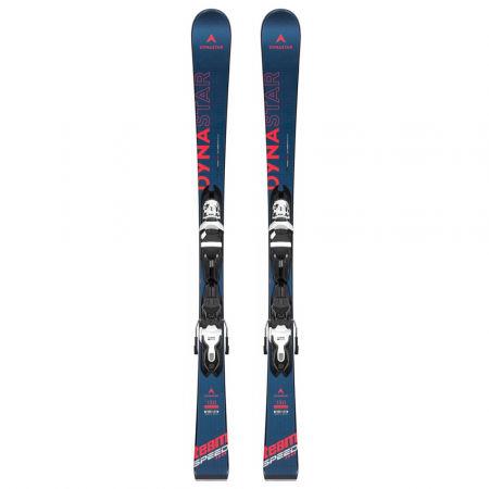 Dětské sjezdové lyže - Dynastar TEAM SPEEDZONE KID-X + KID-X 4 B76 - 2