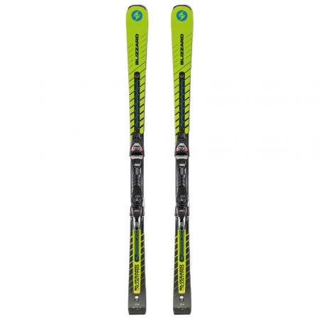 Sjezdové lyže - Blizzard QUATTRO S 76 + TPX 12 DEMO - 2