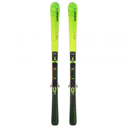 Sjezdové lyže - Elan ELEMENT GREEN LS + EL 10 - 2