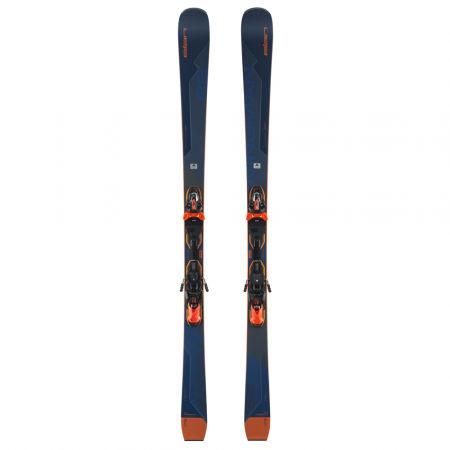 Sportovní sjezdové lyže - Elan WINGMAN 82 CTI FUSION + EMX 12 - 2
