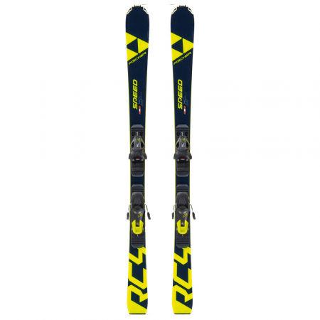 Juniorské sjezdové lyže - Fischer SPEED JR. + RC4 Z9 - 2