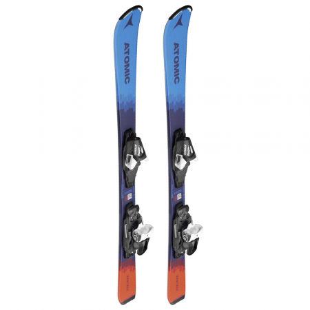 Dětské sjezdové lyže - Atomic VANTAGE JR 100-120 + C 5 GW - 2