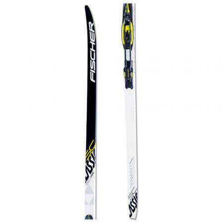 Fischer SC CLASSIC + CONTROL STEP - Běžecké lyže na klasiku