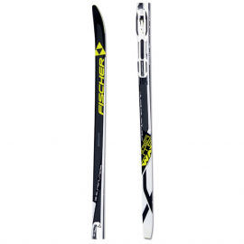 Fischer SUPERLITE WAX + CONTROL - Běžecké lyže na klasiku