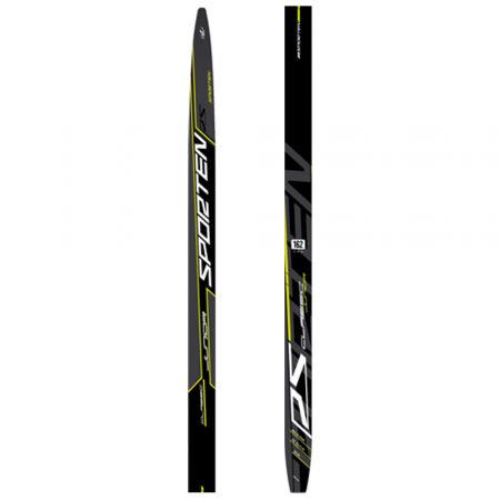 Sporten RS CLASSIC JR SKIN - Juniorské běžecké lyže na klasiku s podporou stoupání