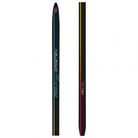 Sporten PERUN PRO SKIN - Běžecké lyže na klasiku s podporou stoupání