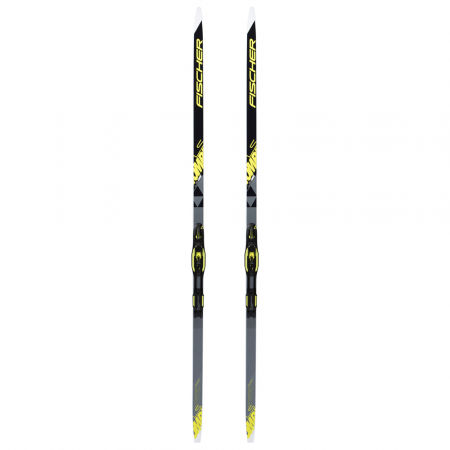Kombi běžecké lyže - Fischer LS COMBI + CONTROL STEP - 2