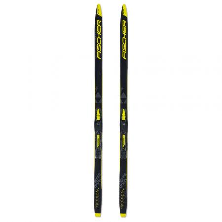 Juniorské běžecké lyže na klasiku s podporou stoupání - Fischer SPRINT CROWN + TOUR - 2
