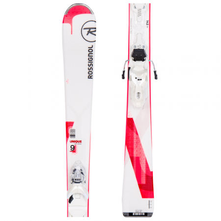 Rossignol UNIQUE 9 XPRESS WHITE + XPRESS 10
