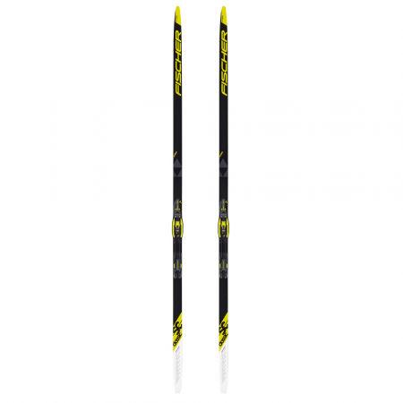 Běžecké lyže na klasiku s hladkou skluznicí - Fischer SC CLASSIC + BDG CONTROL STEP IFP - 2