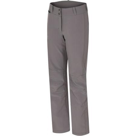 Dámské lyžařské softshellové kalhoty - Hannah ILIA - 1
