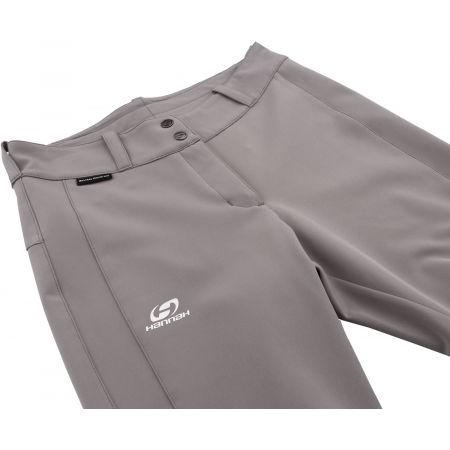 Dámské lyžařské softshellové kalhoty - Hannah ILIA - 3