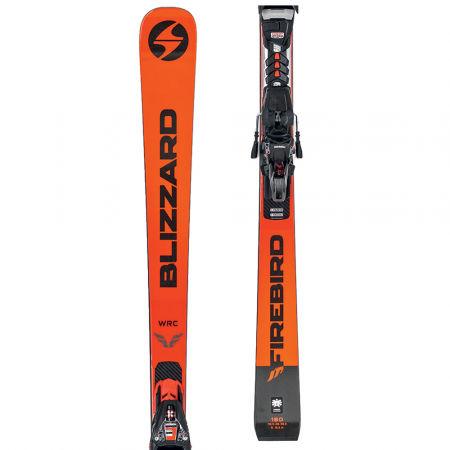 Sjezdové lyže - Blizzard FIREBIRD WRC + XCELL12 DEMO - 1