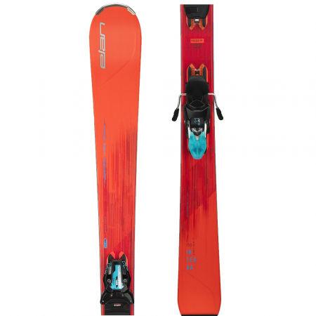 Elan AMPHIBIO INTERRA PS + ELW 11 - Dámské sjezdové lyže
