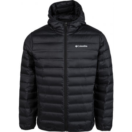 Columbia LAKE 22 DOWN HOODED JACKET - Pánská zimní bunda