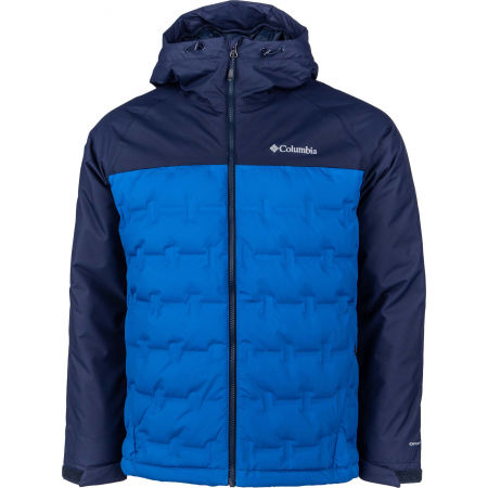 Columbia M GRAND TREK DOWN JACKET