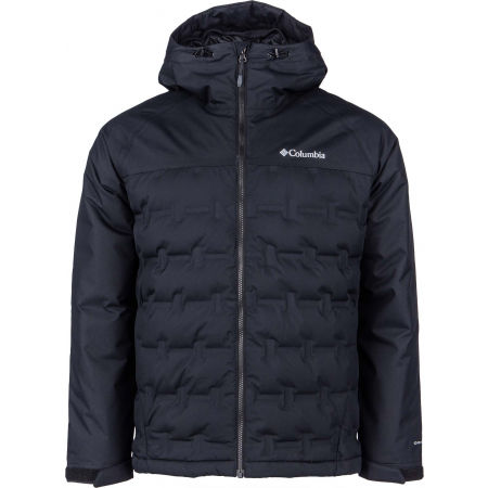 Columbia M GRAND TREK DOWN JACKET - Pánská bunda