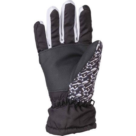 Dívčí lyžařské rukavice - Lewro TORES - 2