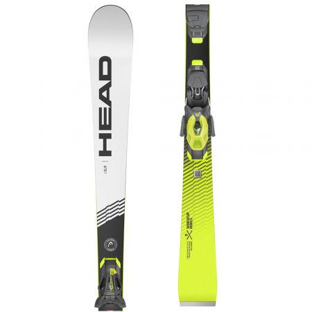 Head WC REBELS ISLR+PR 11 GW - Sjezdové lyže