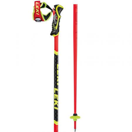 Leki WCR SL 3D - Závodní slalomové hole