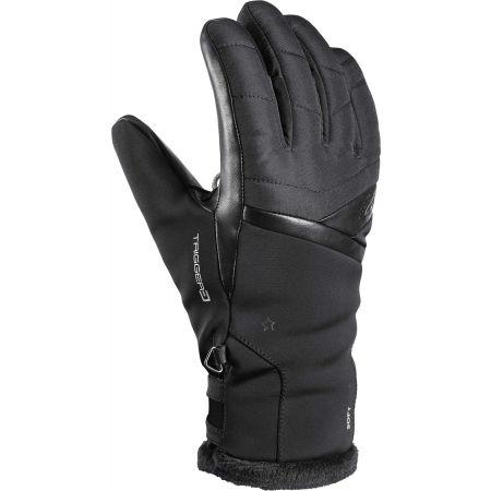 Leki SNOWFOX 3D W MITT - Dámské sjezdové rukavice