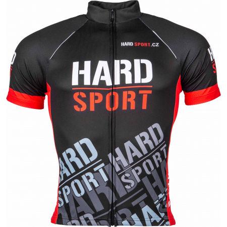 Eleven CESAR HARD M - Pánský cyklistický dres