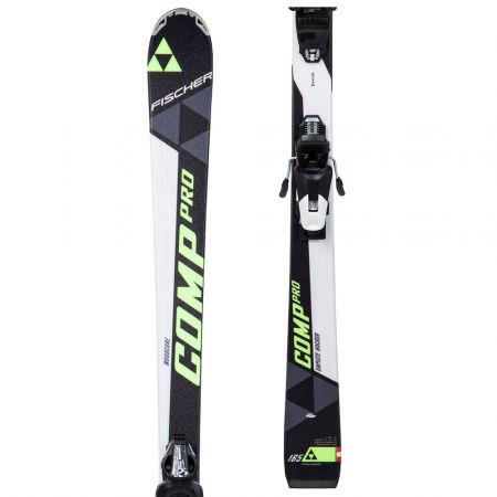 Fischer COMP PRO + RS 9 SLR - Sjezdové lyže